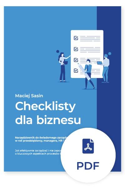 Checklisty dla Biznesu – ebook